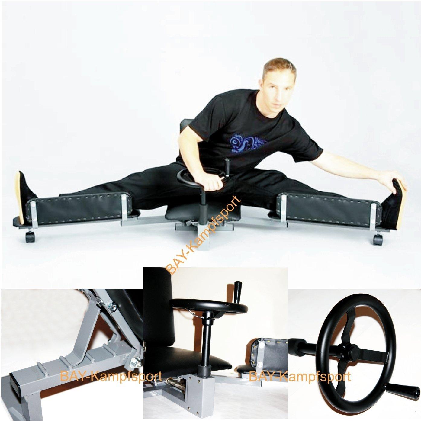 BAY Beinstretcher Spagattrainer Spagatgerät Bein Strecker