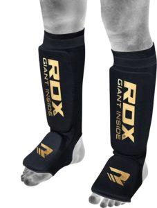 RDX Boxen MMA Schienbeinschutz Kampfsport