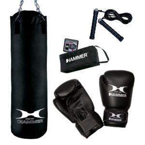 Hammer Boxing Set Chicago 100cm