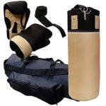 ScSPORTS Boxsack-Set, Boxsack gefüllt 12 kg